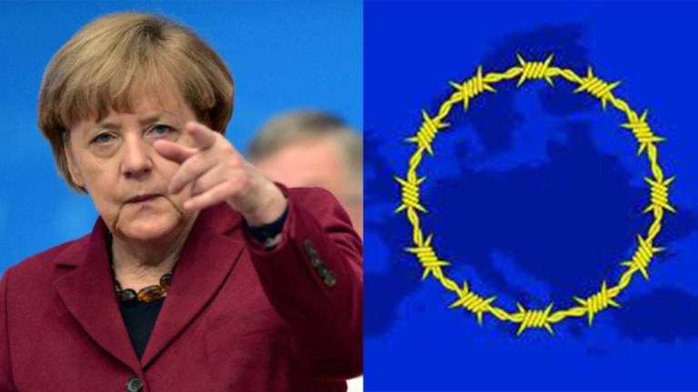 Angela Merkel exhorte les États-Nations à renoncer à leur souveraineté en faveur de Bruxelles ! 46515910