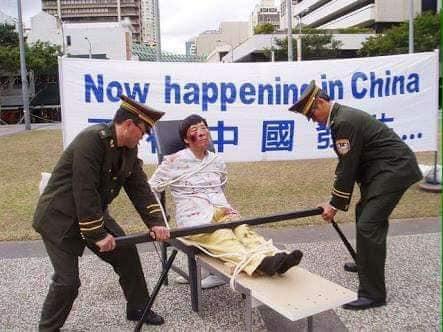 Reportage-Choc en Images : Persécution des Chrétiens en Chine ! 51263710