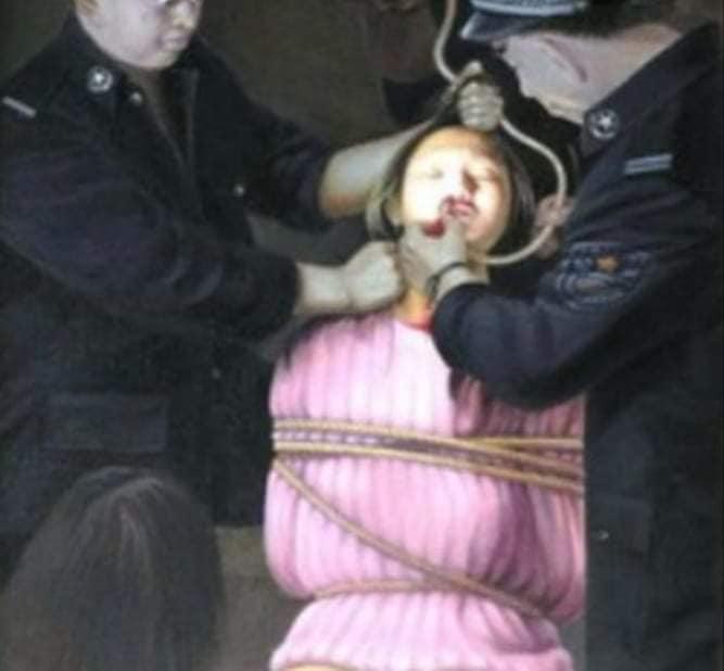 Reportage-Choc en Images : Persécution des Chrétiens en Chine ! 51872910