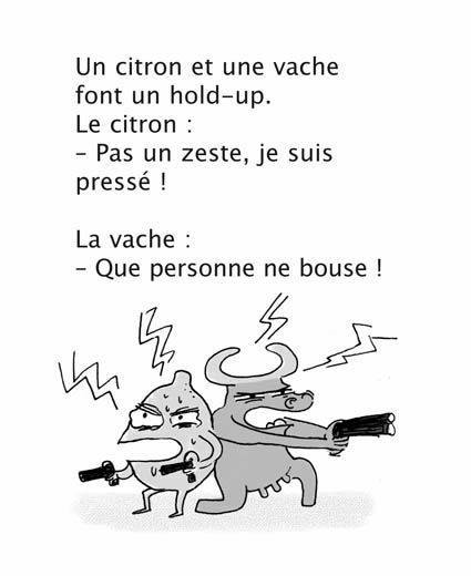 CITRON ET VACHE : Paroles de voleurs ! 59932010