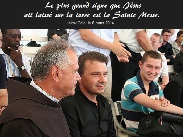 Savez-vous quel est le plus grand Signe de Dieu selon Jakov de Medjugorje ? 68787710