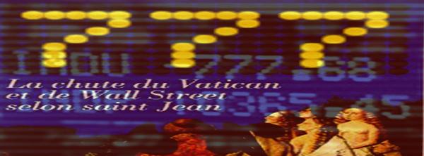 À Rome, il y aura des tremblements de terre, la ville sera quai détruite, le Vatican s'effondrera ! 777e10