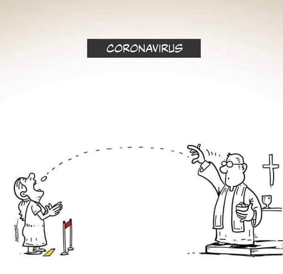 Des blagues, des blagues et encore des blagues en ce Temps de Coronavirus ! 89777710