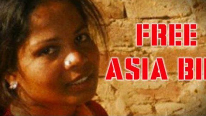 Asia bibi , enfin libre retrouve  sa famille au Canada Asia-b10