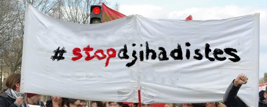 #stopdjihadistes - Non au retour des traîtres qui ont fait allégeance à l'État Islamique ! Bander10