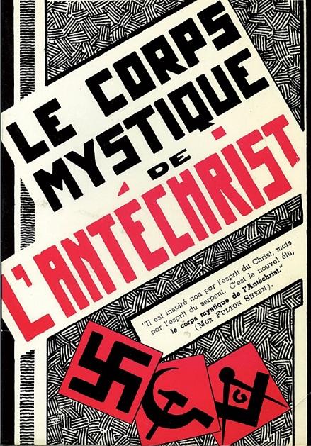 """Vidéo-Entretien : Serge Monast nous parle  du """"Corps mystique de l'Antéchrist"""", un livre de Bergeron Berger10"""