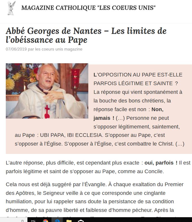 """Méfiez-vous du site des """"Coeurs Unis Magazine"""" qui diffuse des faux-prophètes et des faux-messages ! Captu139"""