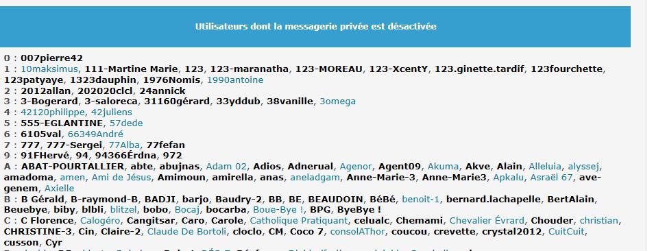 Utilisateur nuisible Captu159