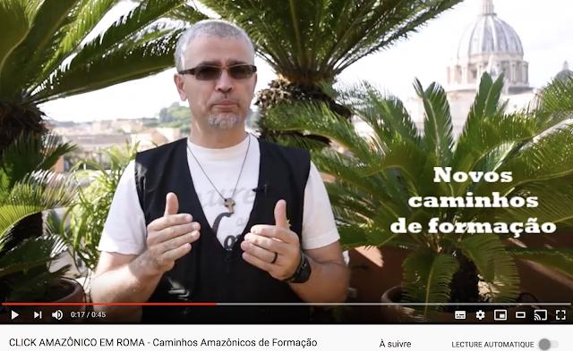 SYNODE D'AMAZONIE : La Mafia de l'Anneau Noir et le Pacte des Catacombes ! Captu189