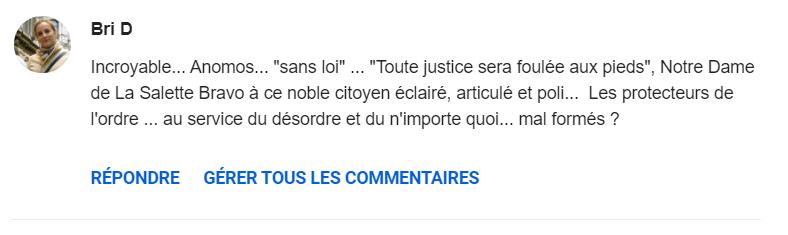 """Vidéo-Plaidoirie : """"Ça suffit la Dictature ----- Et défendez vos Droits"""" ! Captu354"""