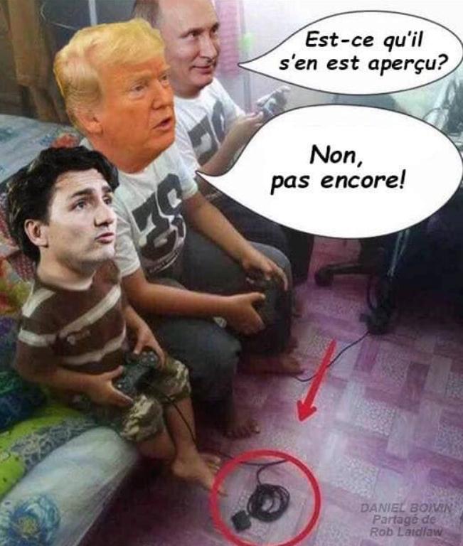 Justin Trudeau, cancre un jour, cancre toujours ! Captur13