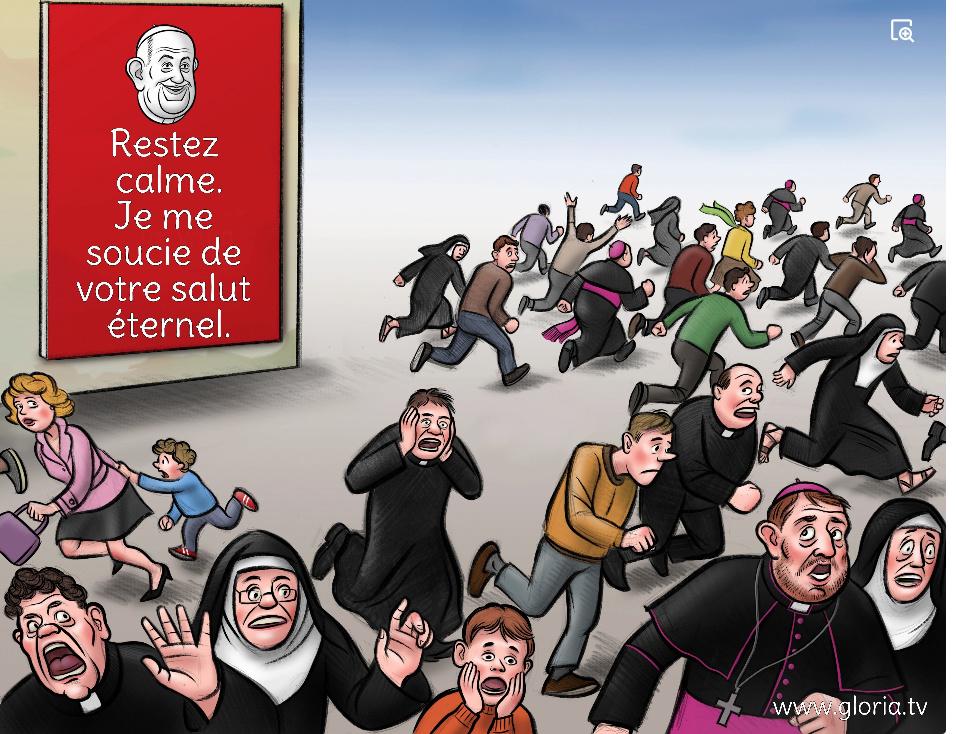 """""""Restez calme car je me soucie de votre Salut Éternel"""", - Pape François ! Captur38"""