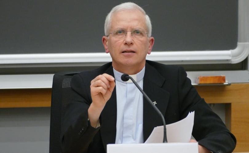 L'Institut Jean-Paul II de Rome et sa liquéfaction par le Pape François ! Chiodi10