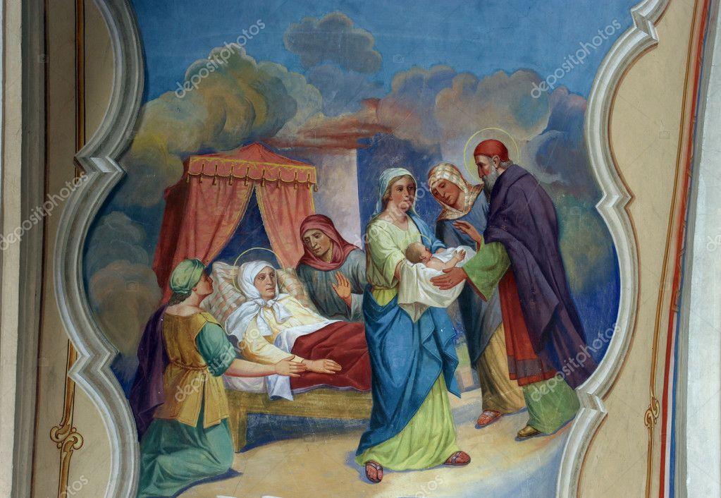 JNSR, ANNE CATHERINE EMMERICH ET MARIE D'AGREDA : SUR LA DIVINE IMMACULÉE CONCEPTION DE MARIE ! - Page 2 Deposi10