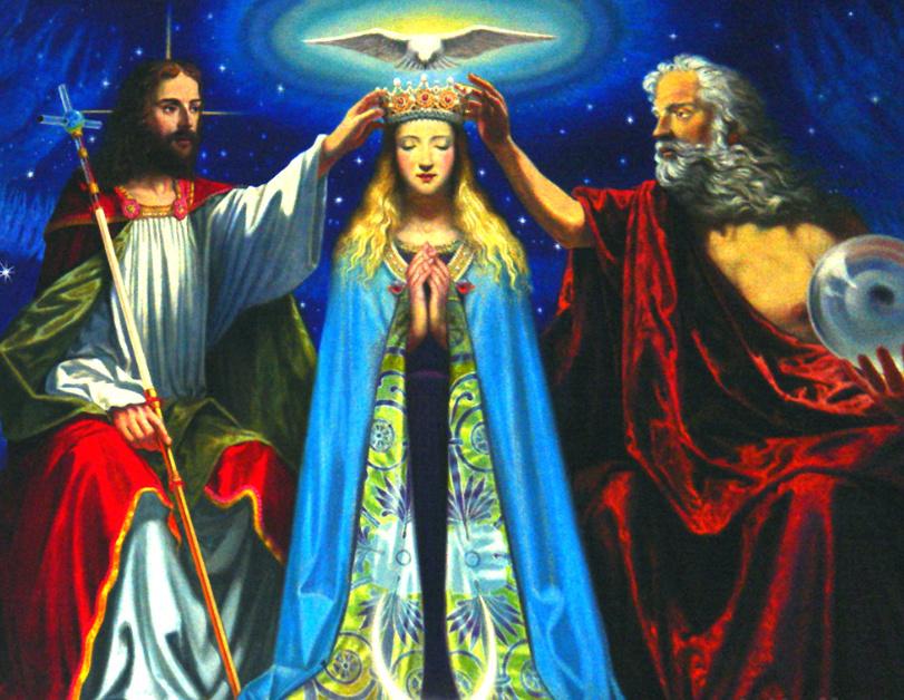 JNSR, ANNE CATHERINE EMMERICH ET MARIE D'AGREDA : SUR LA DIVINE IMMACULÉE CONCEPTION DE MARIE ! E0b8f510