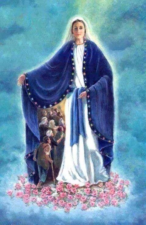 """La Vierge Marie à Marie-Julie Jahenny : """"La Bretagne sera Mon Refuge pour la Fin des Temps"""" ! E72d7710"""