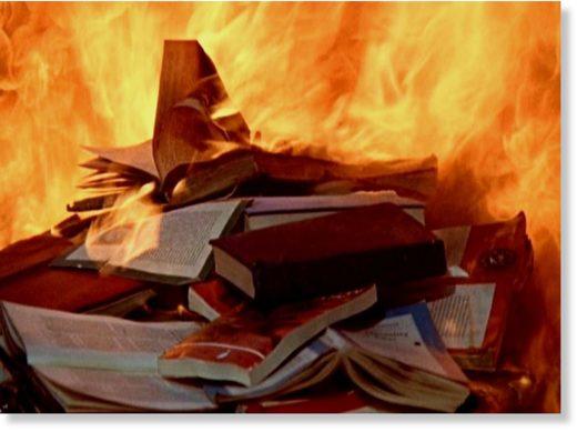 INQUISITION LITTÉRAIRE ? Une école vient de retirer 200 livres de sa bibliothèque jugés sexistes ! Fahren10