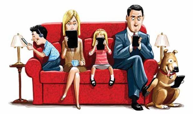 """PÈRE MANJACKAL : """"J'ai eu une vision de l'Enfer où les gens y tenaient leur téléphone portable"""" ! Famill10"""
