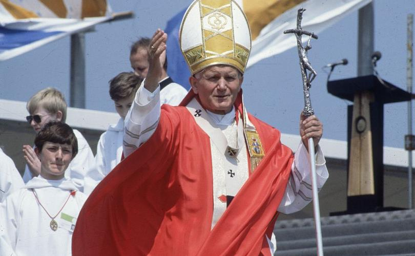 L'Institut Jean-Paul II de Rome et sa liquéfaction par le Pape François ! Gettyi14