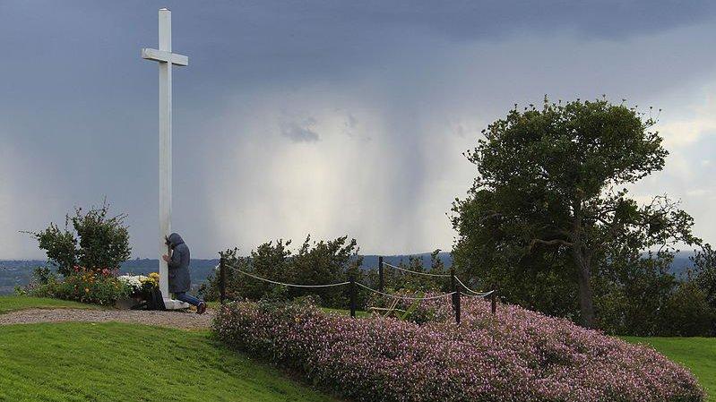 """Jésus à Dozulé : """"Tenez-vous prêts car la Grande Tribulation est proche..."""" ! Haute_10"""