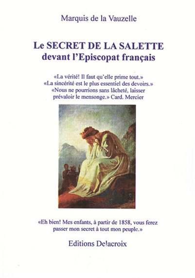 Les secrets de La Salette - Maximin et Mélanie ont reçu des secrets (1851) ! I-gran11