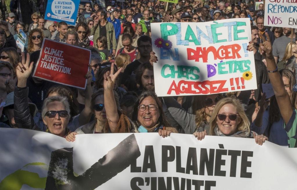 """L'inquiétante """"Global Strike for Climate"""" et """"Greta la Folle"""" ! Image13"""