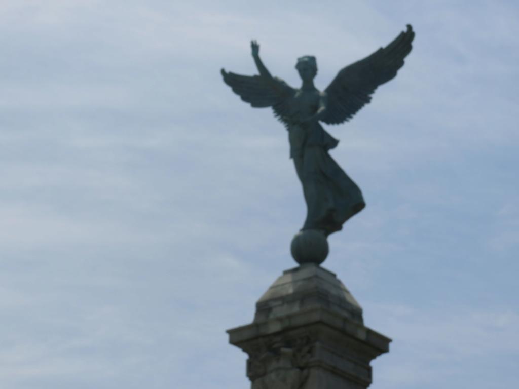 MONTRÉAL - Monument George-Étienne Cartier - Reportage-photos du Rassemblement pour nos Droits ! Img_2710