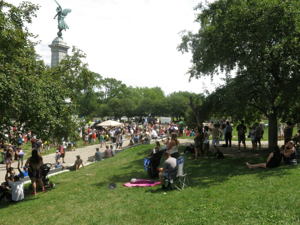 MONTRÉAL - Monument George-Étienne Cartier - Reportage-photos du Rassemblement pour nos Droits ! Img_2722
