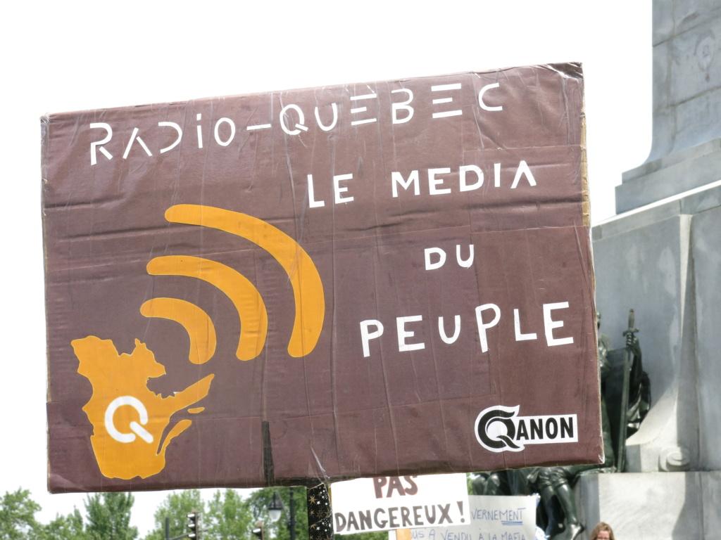 MONTRÉAL - Monument George-Étienne Cartier - Reportage-photos du Rassemblement pour nos Droits ! Img_2757