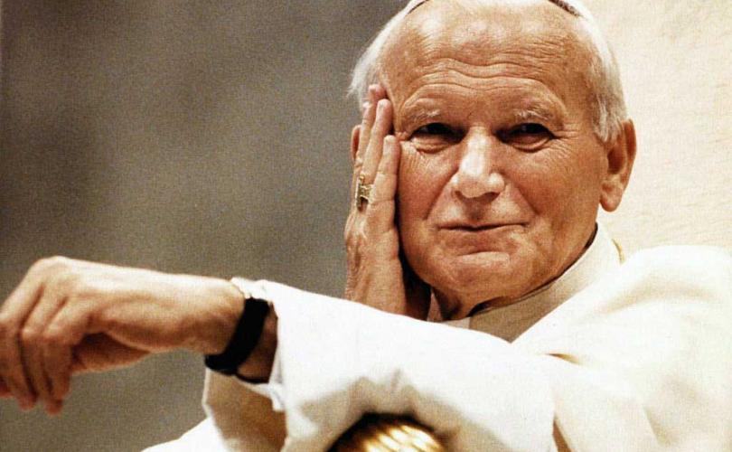 """Vision nouvellement révélée de Sa Sainteté Jean-Paul II : """"L'islam envahira l'Europe"""" ! John-p10"""
