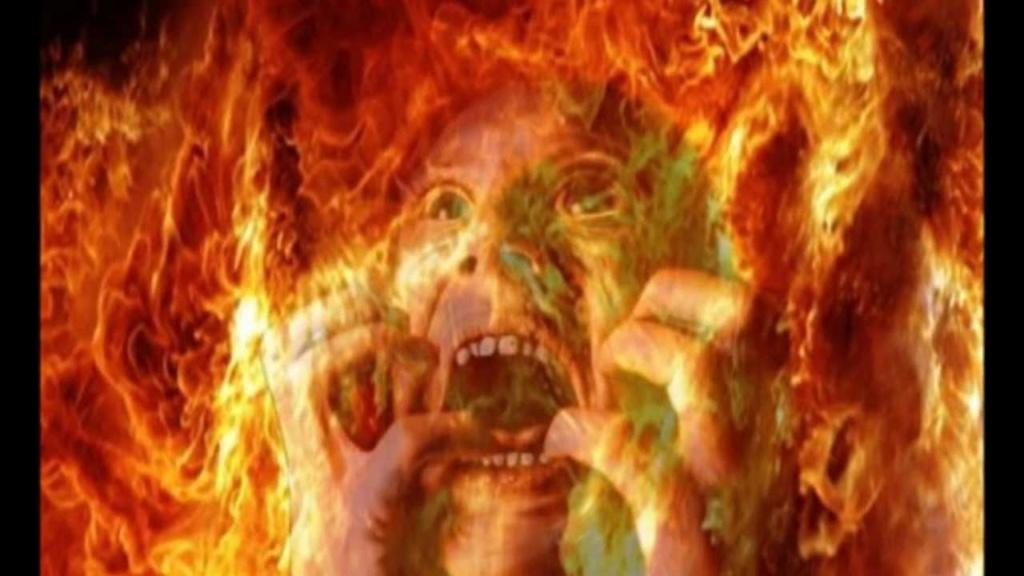 SAINT AMOUR - Si vous ne croyez pas en l'Enfer, cela ne change pas la réalité de son existence ! Kola_u10