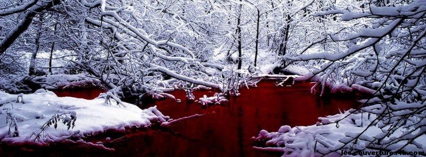 L'hiver sera de sang. Priez. Priez. Priez. Lac-de10