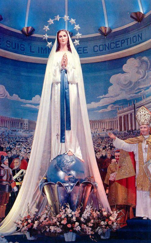JNSR, ANNE CATHERINE EMMERICH ET MARIE D'AGREDA : SUR LA DIVINE IMMACULÉE CONCEPTION DE MARIE ! Mariei10