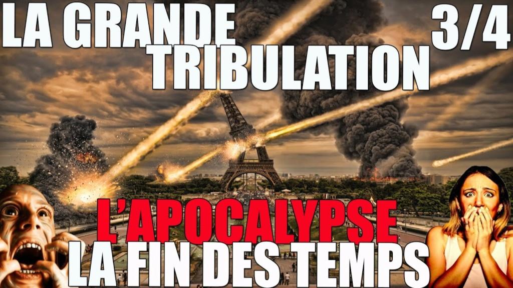 ALERTE AUX COEURS CROISÉS - La Grande Tribulation approche ! Maxres37