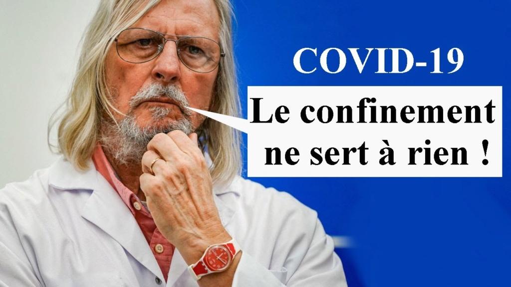 CORONAVIRUS: Le principal promoteur de la Chloroquine, le Dr Raoult, serait-il un fumiste sataniste? Maxres55