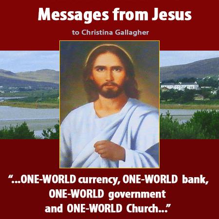 One world = Un seul monde : Vers le Gouvernement Mondial Unique ! Messag10