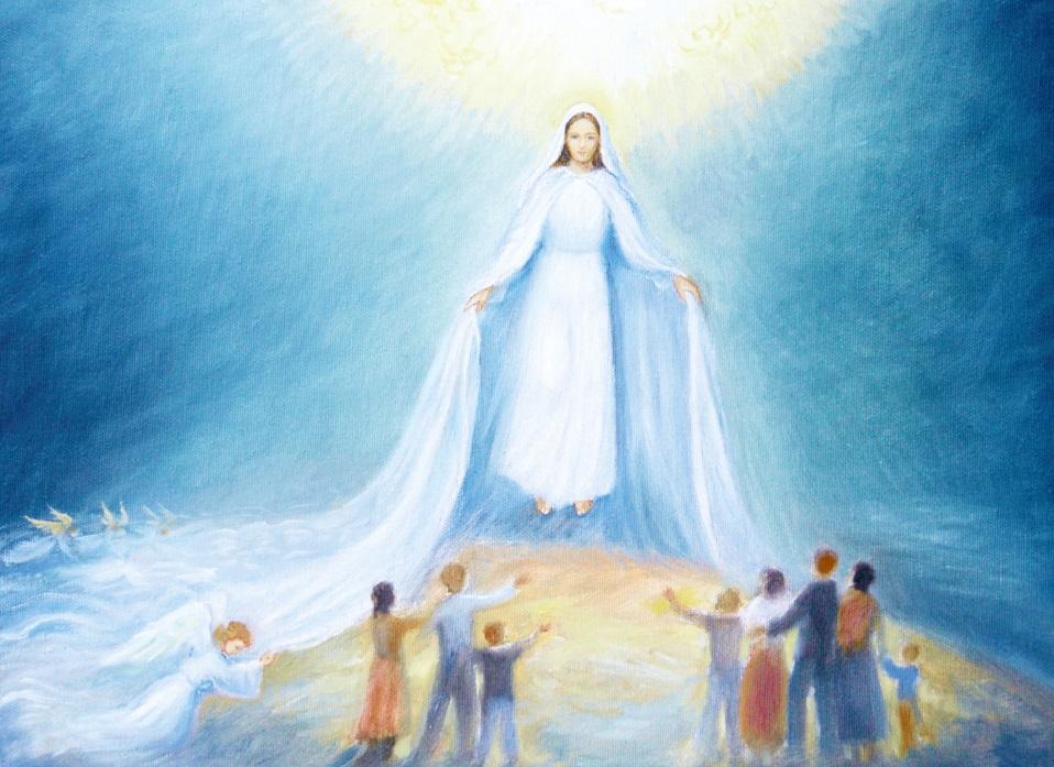 Lettre du 5 décembre 2019 aux Coeurs Croisés - Vive Marie, elle vient triompher ! Mutter10