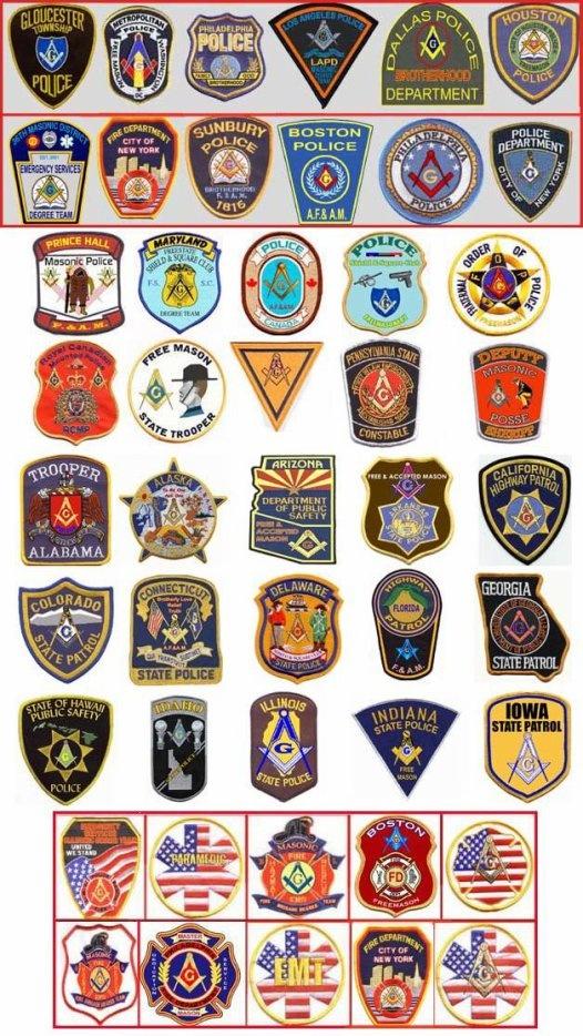 SYMBOLES MAÇONNIQUES et corps policiers américains ! Ob_dee10