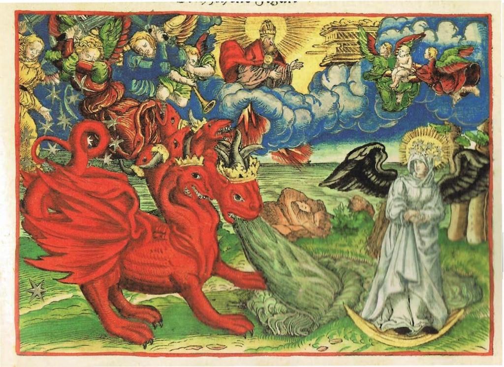 L'Apostasie de masse et la confusion doctrinale sont des Signes de l'arrivée de l'Antéchrist - VIDÉO Ob_e5510