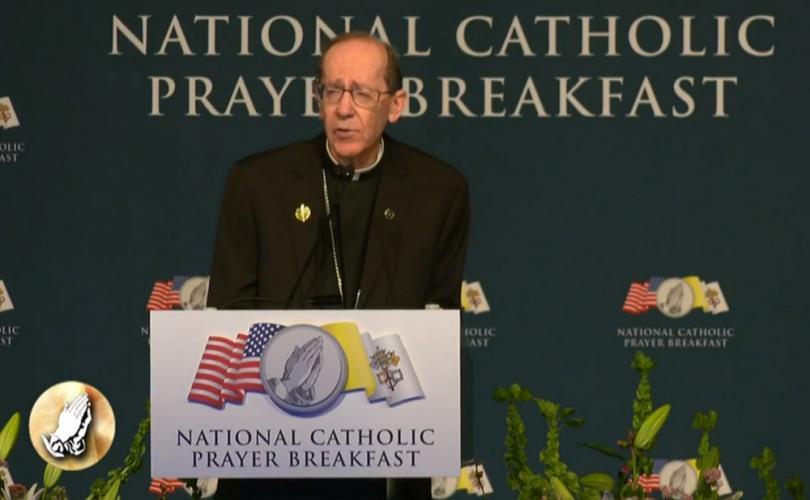 Un Évêque appelle les Catholiques américains à se préparer à la Persécution pour défendre le Mariage Olmste10