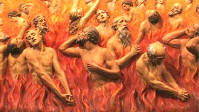 """SULEMA: """"On ne croit plus à l'Enfer, encore moins au Purgatoire"""" ! Purgat11"""