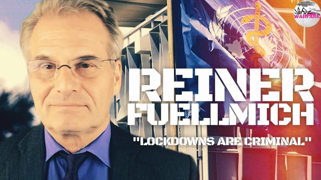 Le plus grand Nuremberg de tous les temps se prépare sous les commandes de l'avocat Fuellmich ! Reiner10