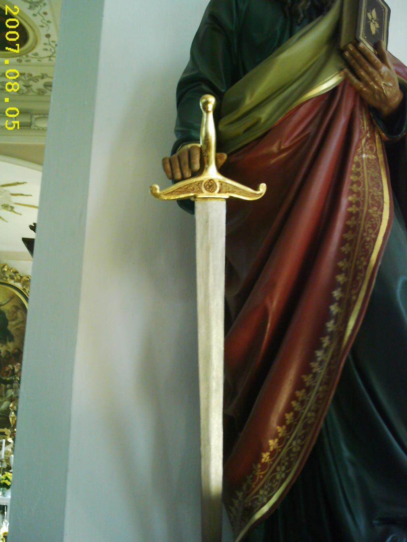 """SULEMA : """"Le Glaive de la Justice Divine est suspendu sur vos têtes. Il y a un Petit Reste fidèle"""" ! Rot-ha10"""