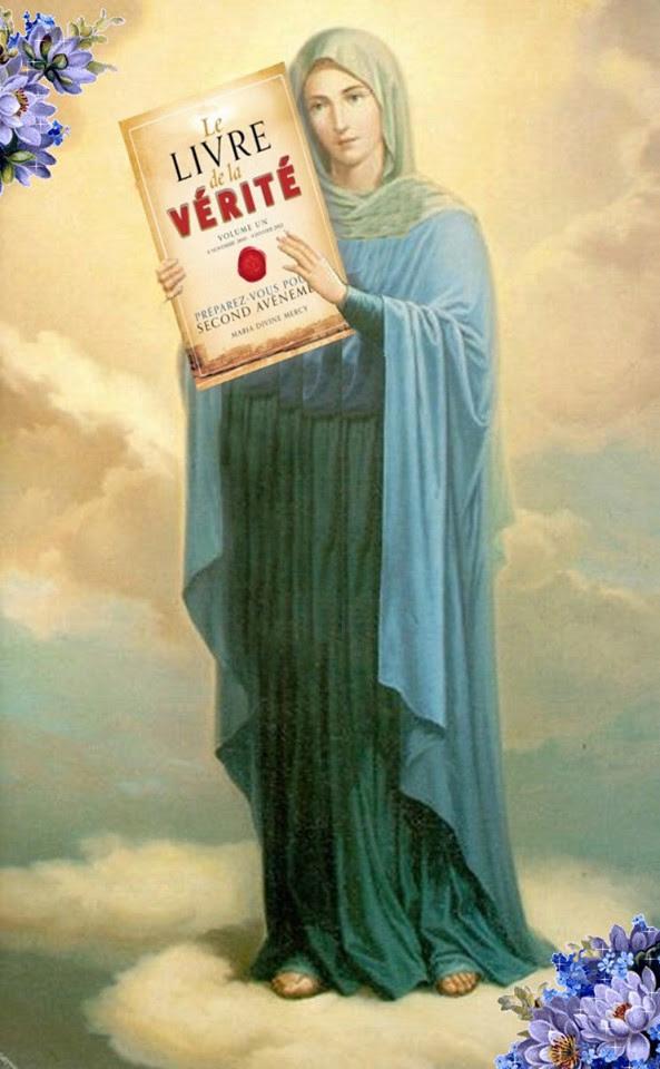 MARIA DLDM : La véritable Église se composera d'un Petit Reste ! Sans-123