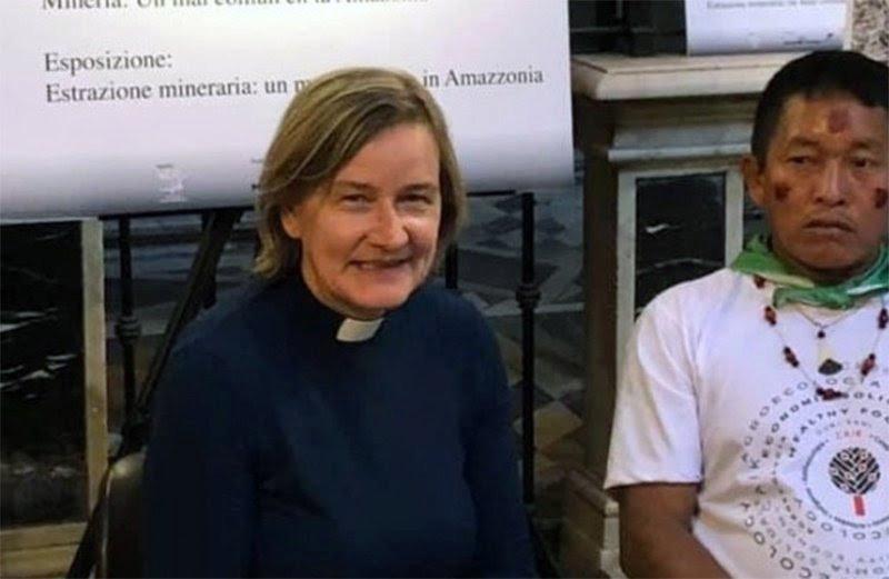 SYNODE AMAZONIEN - (SUITE D'AMORIS LAETITIA) : Nous conduira-t-il au Schisme de l'Église Catholique? - Page 13 Sans-148