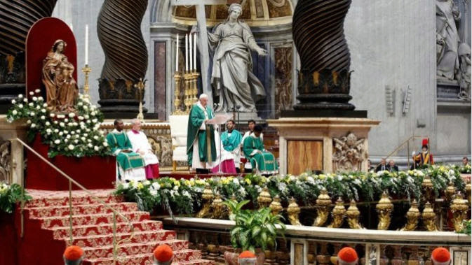 SYNODE AMAZONIEN - (SUITE D'AMORIS LAETITIA) : Nous conduira-t-il au Schisme de l'Église Catholique? - Page 14 Sans-169