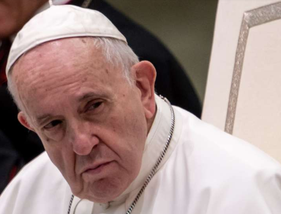 Le Pape François part en guerre contre le Souverainisme et les Souverainistes ! Sans-216