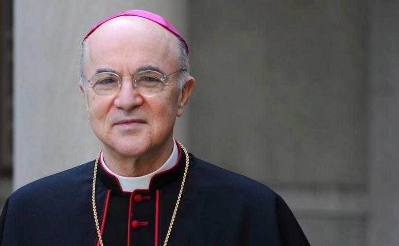 """MGR VIGANO : """"Nous assistons à la création d'une Nouvelle Église"""" ! Sans-226"""