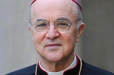"""MGR VIGANO : """"Nous assistons à la création d'une Nouvelle Église"""" ! Sans-233"""