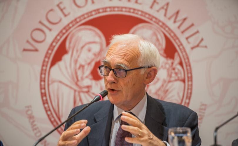 """ROBERTO DE MATTEI : """"Il y a maintenant deux religions dans l'Église Catholique"""" ! Sans-288"""